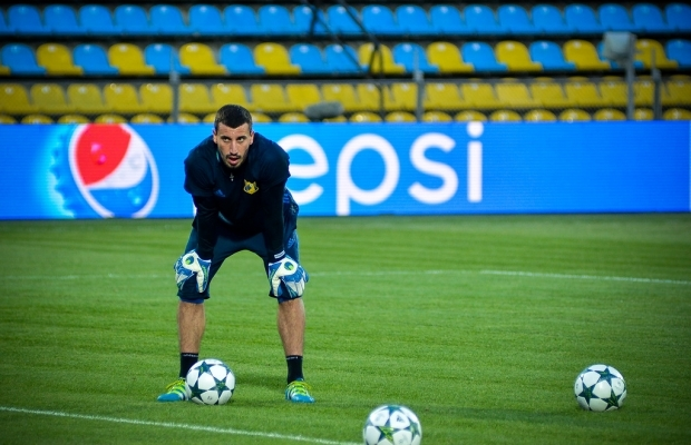 Нападающий «Ростова» Дмитрий Полоз забивает красивейший гол встиле Ибрагимовича